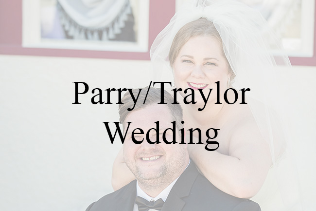 Parry-Traylor-Wedding